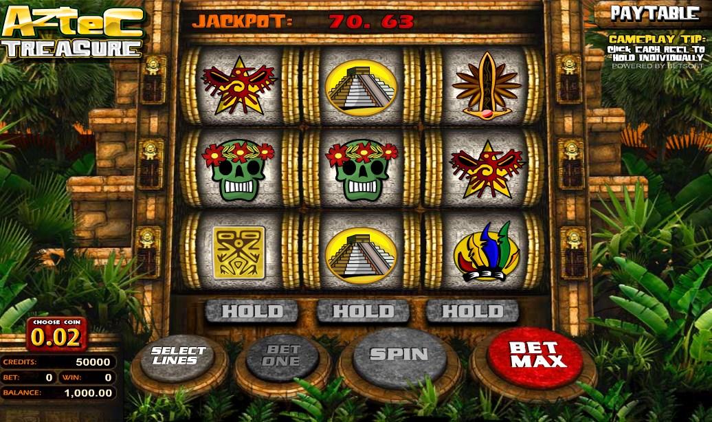 Картинки по запросу слот Aztec Treasure